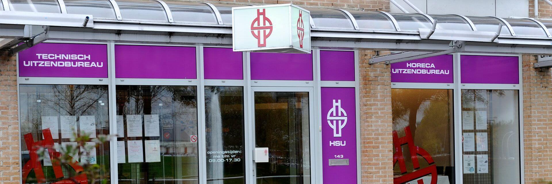 HSU Lelystad horeca uitzendbureau